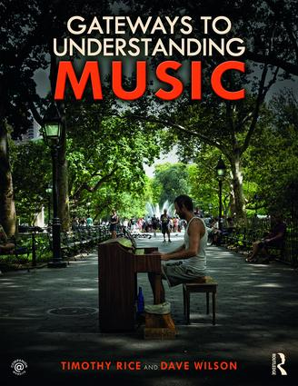 Gateways to Understanding Music: 1st Edition (Paperback) book cover