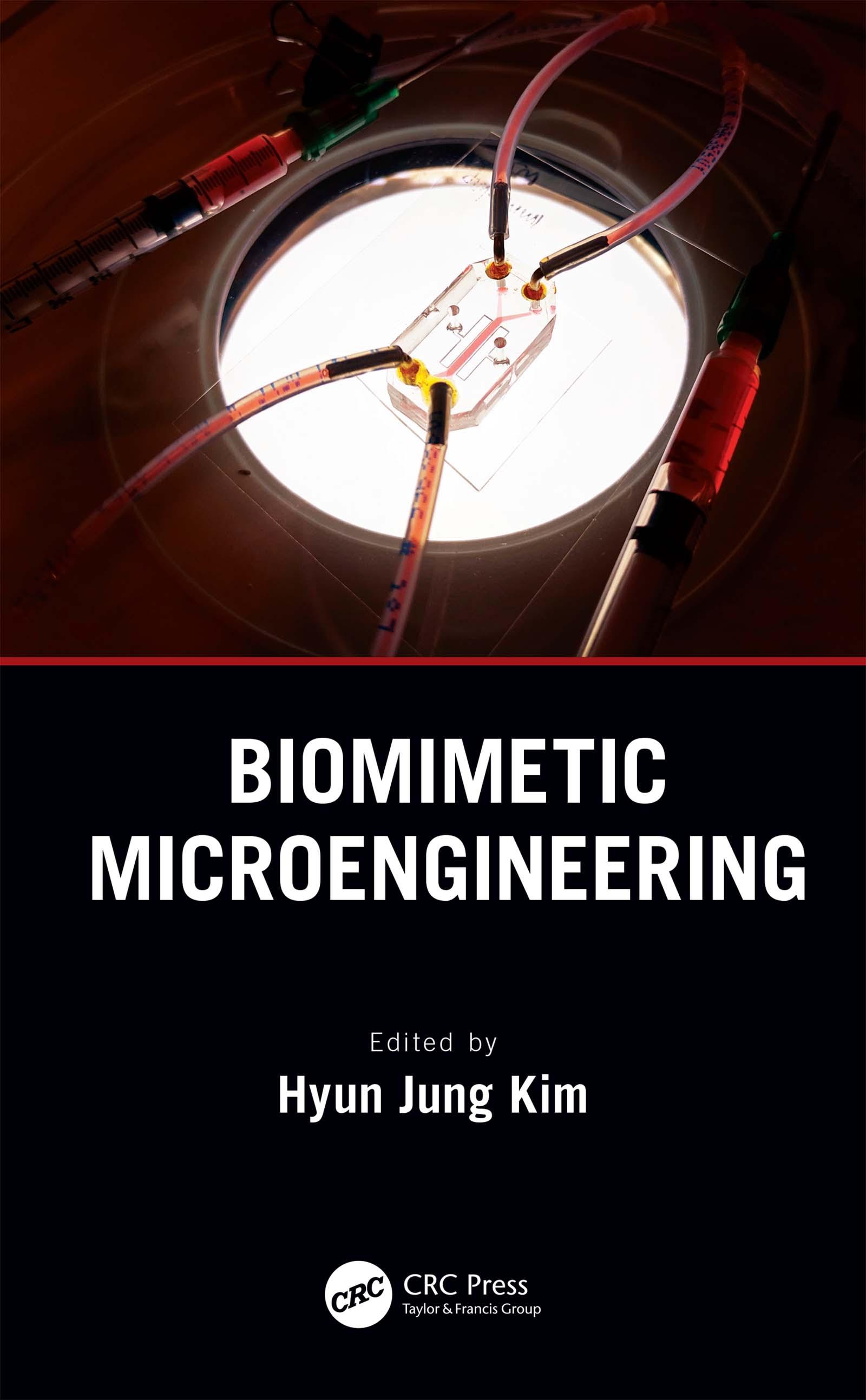 Biomimetic Microengineering book cover
