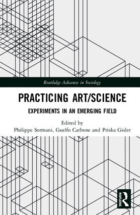 Practicing Art/Science: Experiments in an Emerging Field book cover