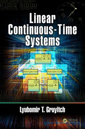 Linear Continuous-Time Systems: 1st Edition (Hardback) book cover