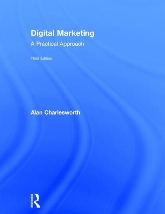Digital Marketing: A Practical Approach book cover
