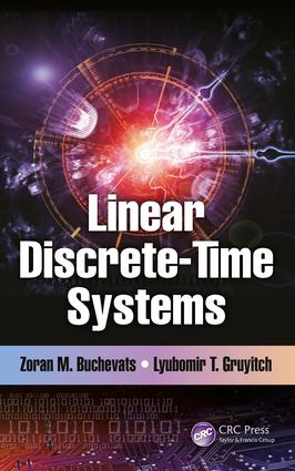 Linear Discrete-Time Systems: 1st Edition (Hardback) book cover