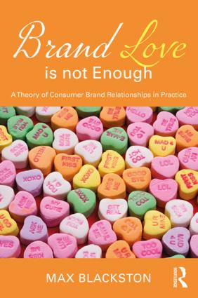 Brand Love is not Enough