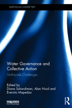 Water Governance and Collective Action: Multi-scale Challenges book cover