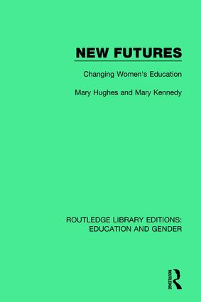 New Futures: Changing Women's Education book cover