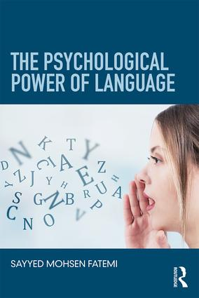 The Psychological Power of Language: 1st Edition (Paperback) book cover