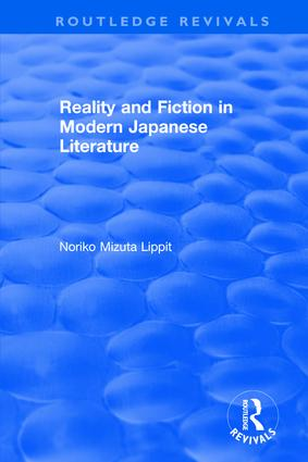 Revival: Reality and Fiction in Modern Japanese Literature (1980) book cover