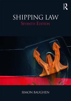 Shipping Law book cover