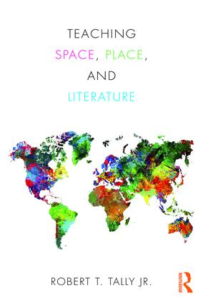 Teaching Space, Place, and Literature (Paperback) book cover