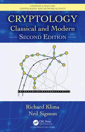 Cryptology: Classical and Modern, 2nd Edition (Hardback) book cover