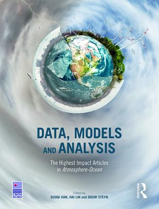 Data, Models and Analysis: The Highest Impact Articles in 'Atmosphere-Ocean' book cover