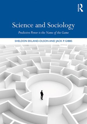 Science and Sociology: Predictive Power is the Name of the