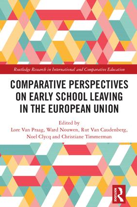 Comparative Perspectives on Early School Leaving in the European Union: 1st Edition (Hardback) book cover