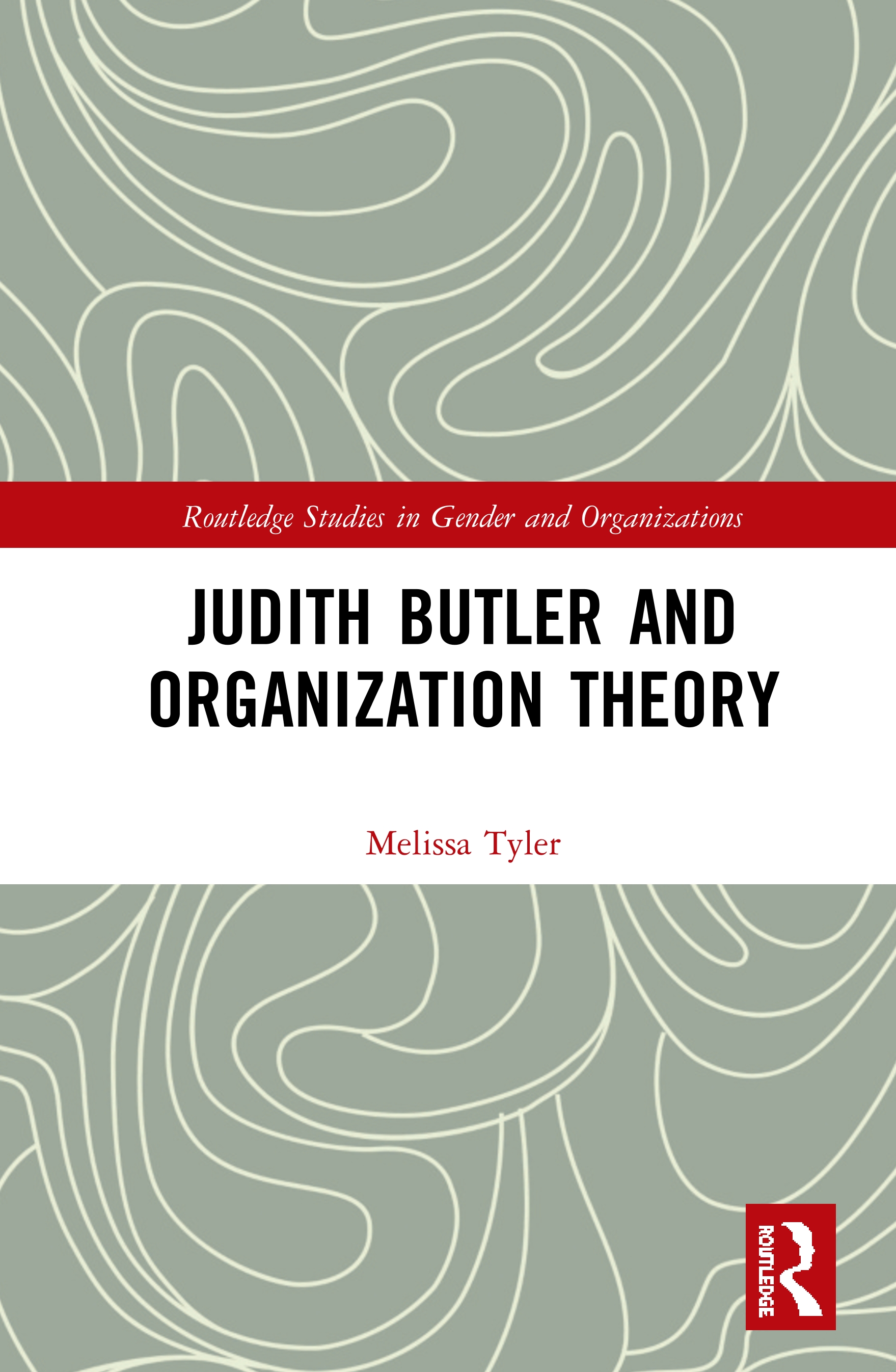 Judith Butler and Organization Theory book cover