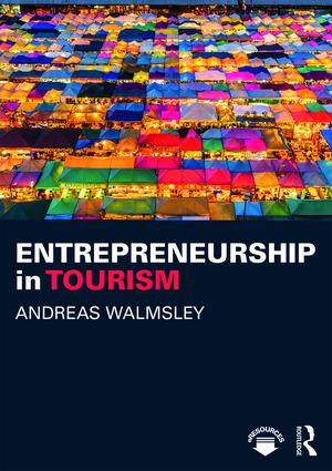 Entrepreneurship in Tourism: 1st Edition (Paperback) book cover
