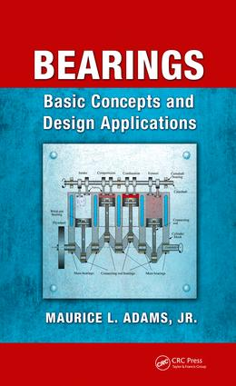 Bearings: Basic Concepts and Design Applications, 1st Edition (Hardback) book cover