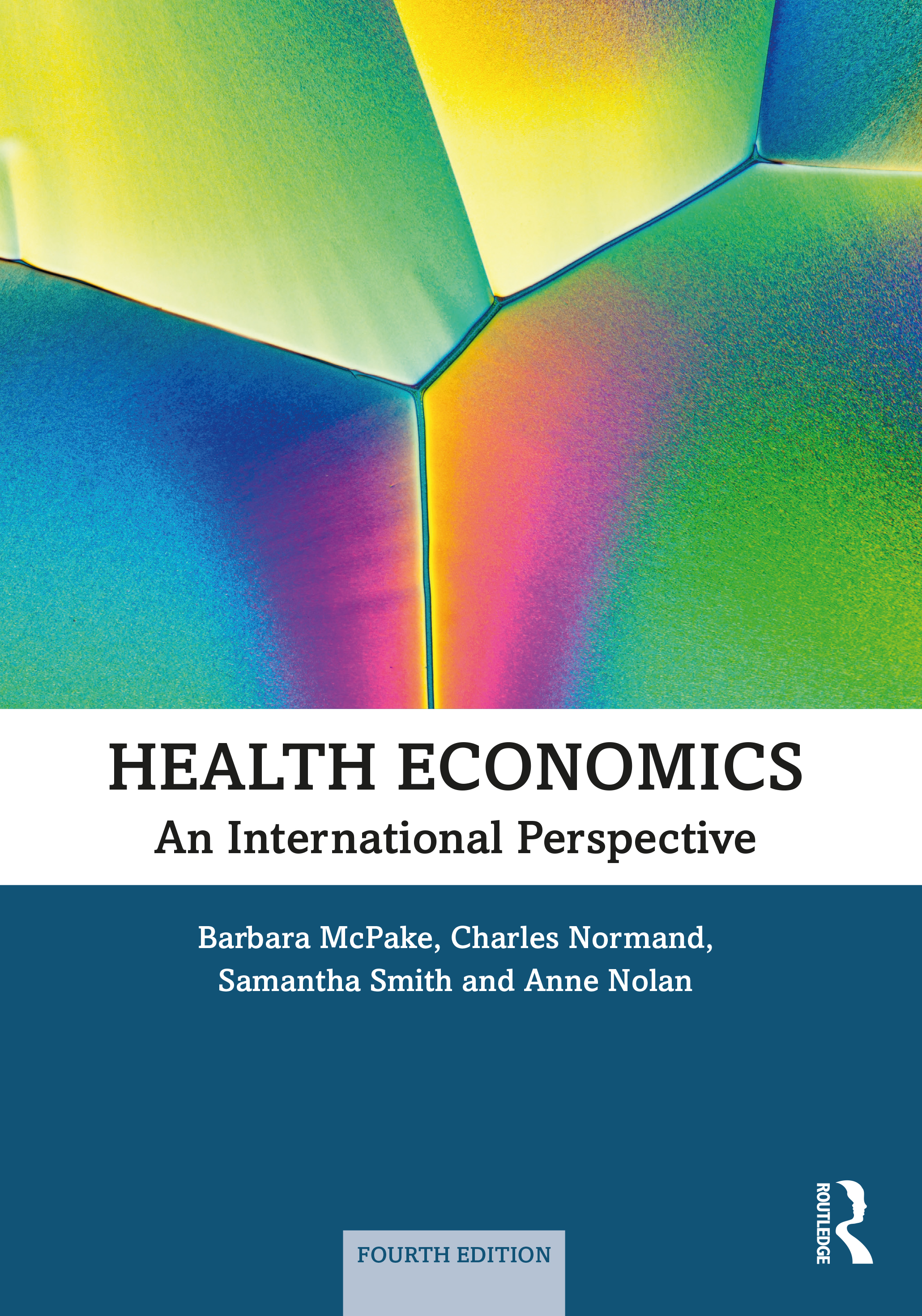 Health Economics: An International Perspective, 4th Edition (Paperback) book cover