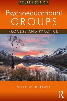 Psychoeducational Groups: Process and Practice, 4th Edition (Paperback) book cover
