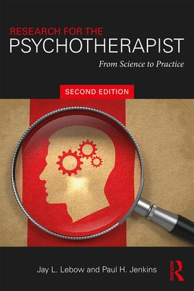 Research for the Psychotherapist: From Science to Practice book cover