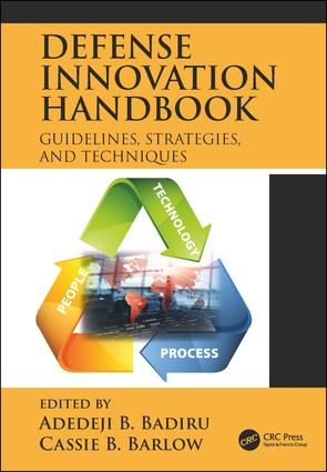Defense Innovation Handbook: Guidelines, Strategies, and Techniques book cover