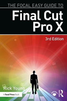 The Focal Easy Guide to Final Cut Pro X book cover
