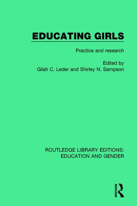 Educating Girls: Practice and Research book cover