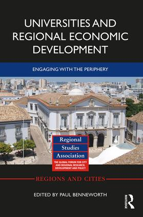 Universities and Regional Economic Development: Engaging with the Periphery book cover