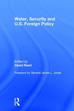 Water, Security and U.S. Foreign Policy book cover