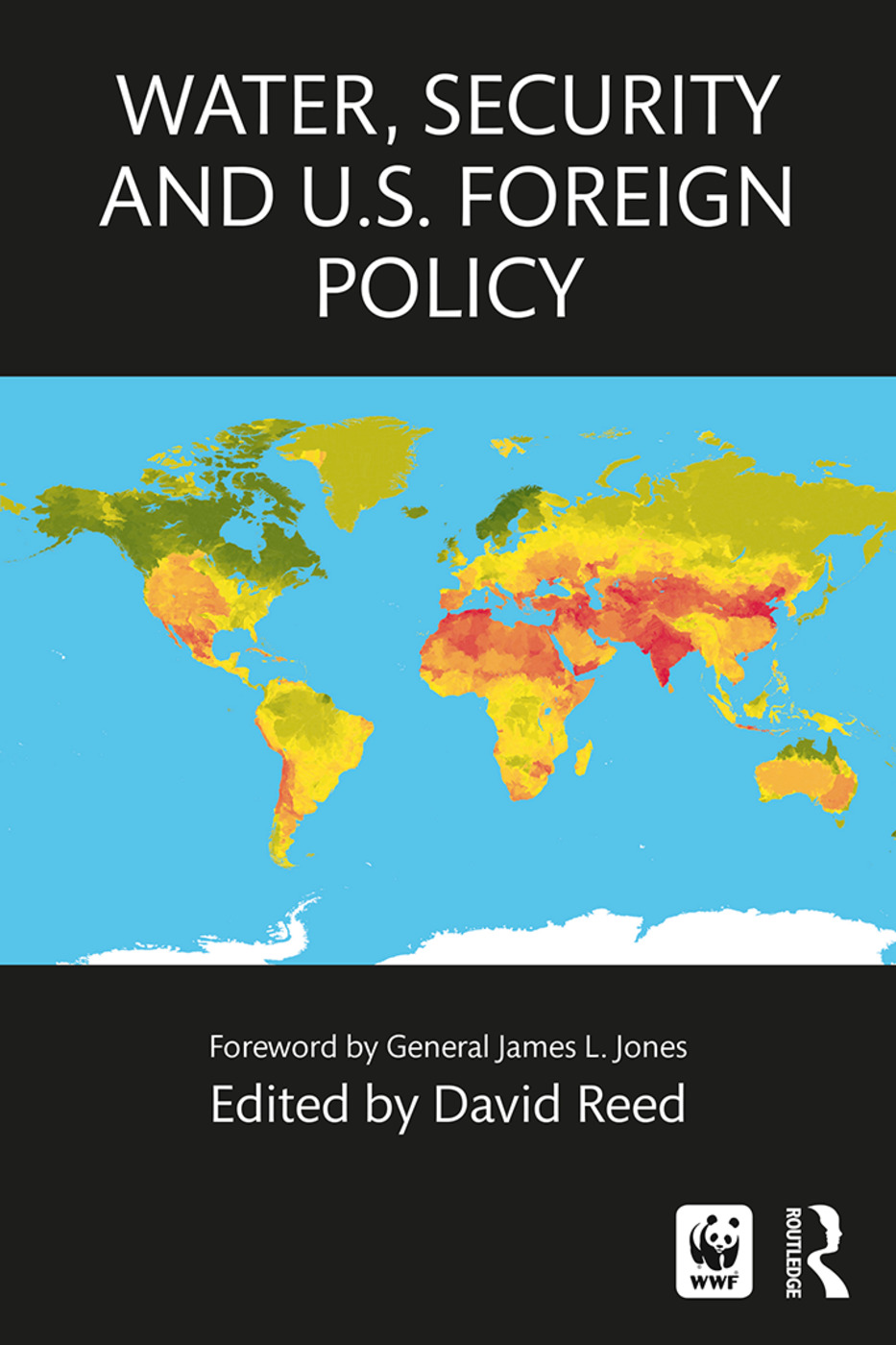 Water, Security and U.S. Foreign Policy (Paperback) book cover