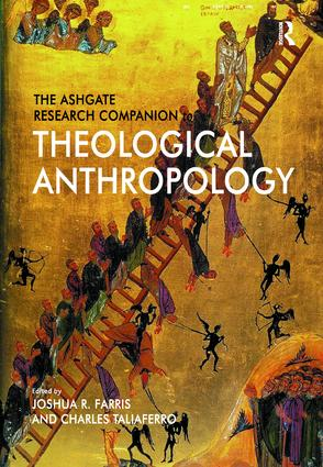 The Ashgate Research Companion to Theological Anthropology: 1st Edition (Paperback) book cover