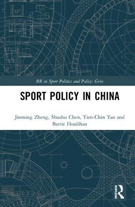 Sport Policy in China book cover