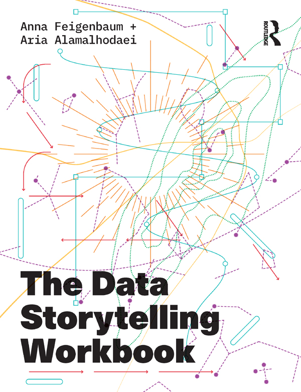 The Data Storytelling Workbook book cover