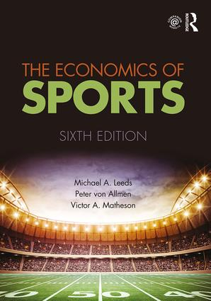 The Economics of Sports book cover
