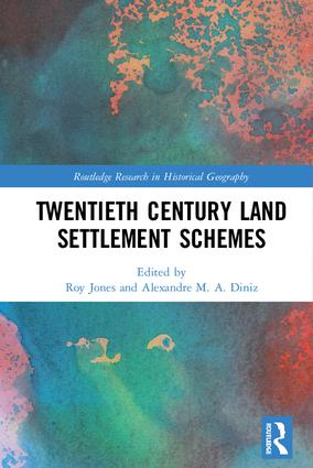 Twentieth Century Land Settlement Schemes book cover