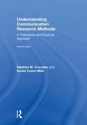Understanding Communication Research Methods: A Theoretical and Practical Approach book cover