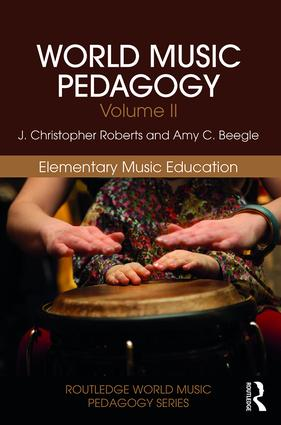 World Music Pedagogy, Volume II: Elementary Music Education book cover