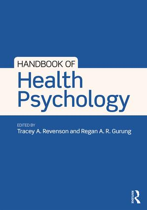 Handbook of Health Psychology book cover
