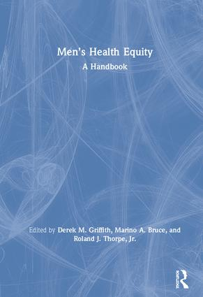 Men's Health Equity: A Handbook book cover