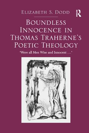Boundless Innocence in Thomas Traherne's Poetic Theology: 'Were all Men Wise and Innocent...' book cover