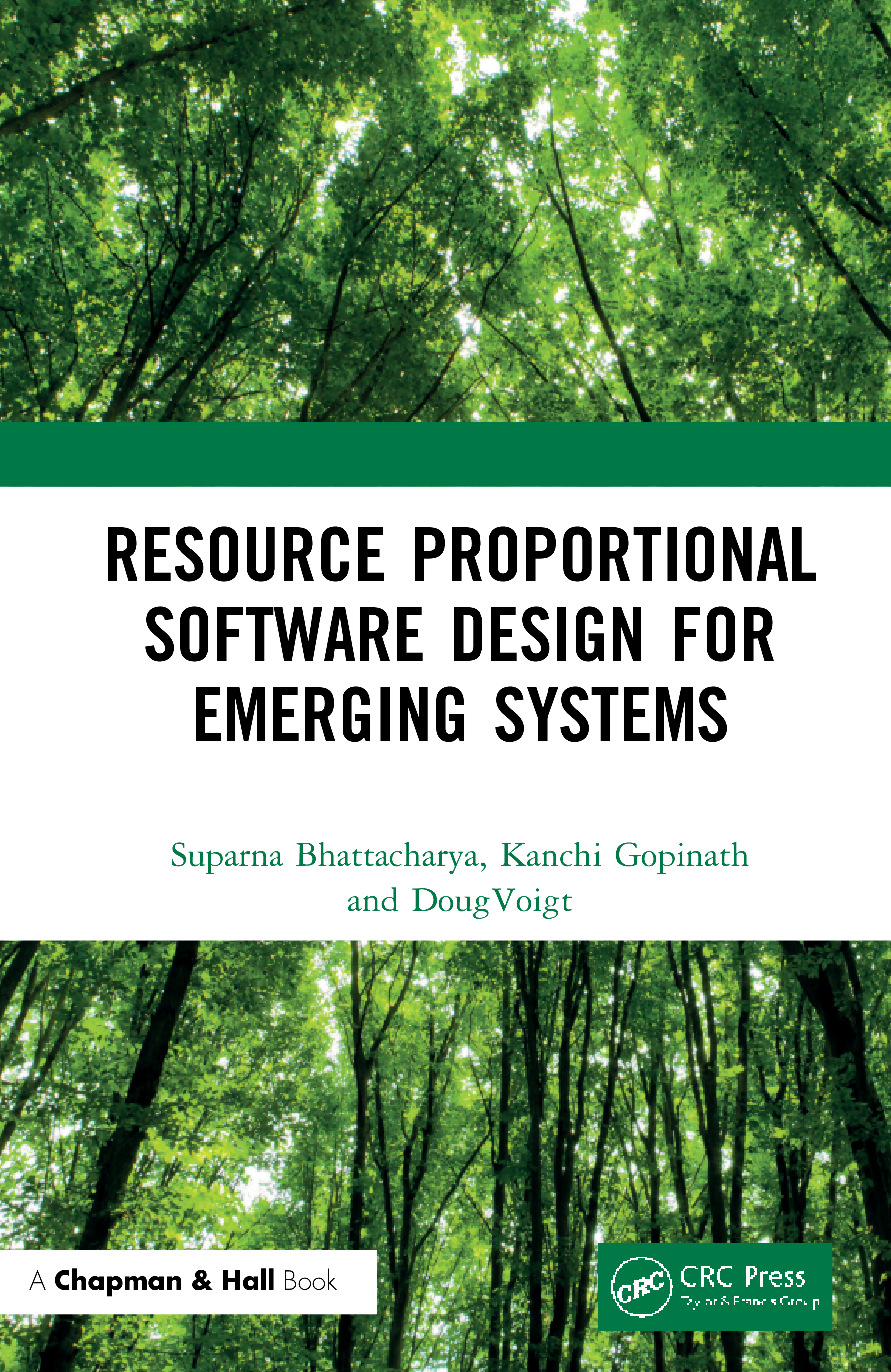 Resource Proportional Software Design for Emerging Systems book cover