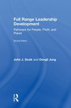 Full Range Leadership Development: Pathways for People, Profit, and Planet, 2nd Edition (Hardback) book cover
