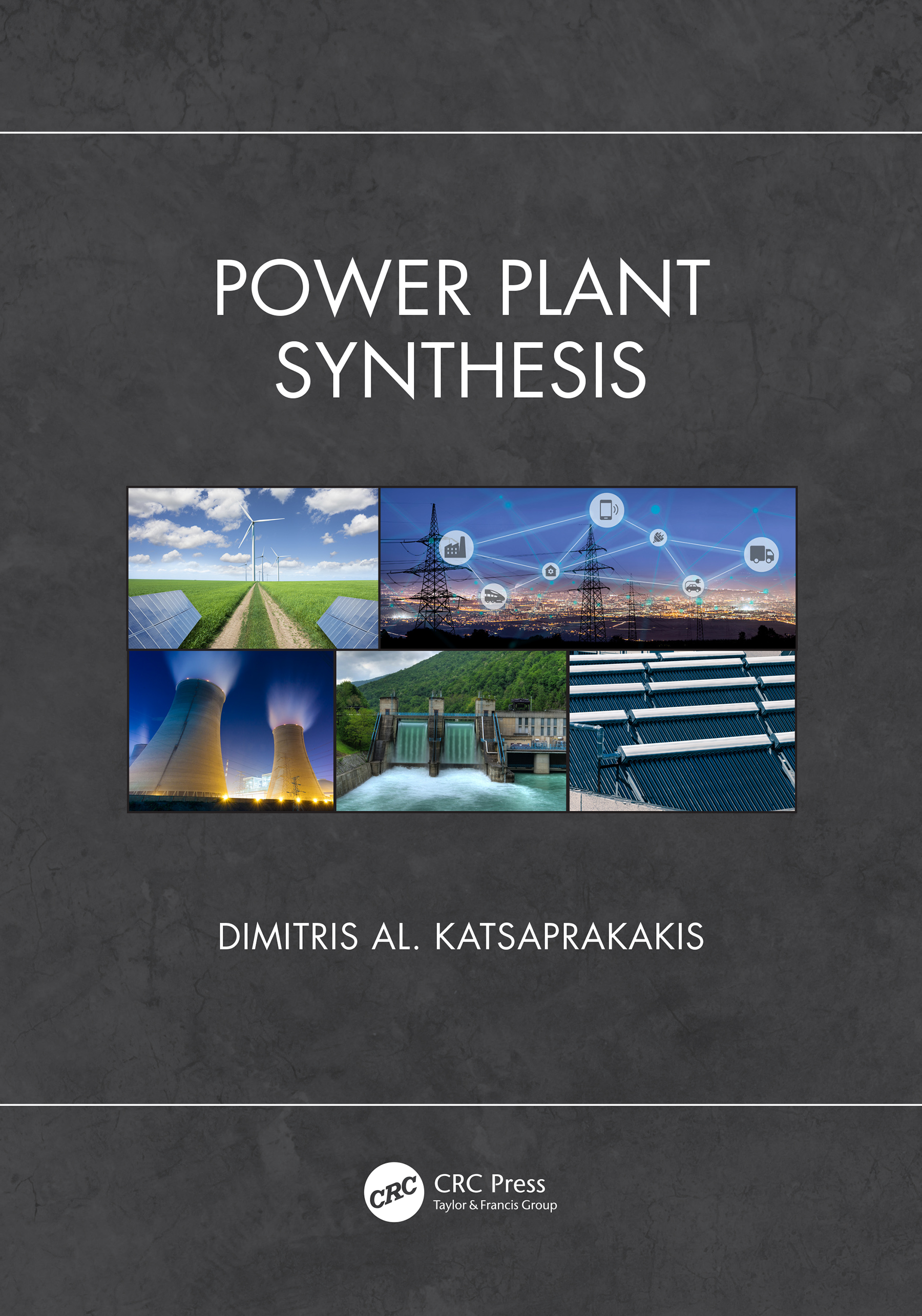 Power Plant Synthesis book cover