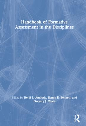 Handbook of Formative Assessment in the Disciplines book cover