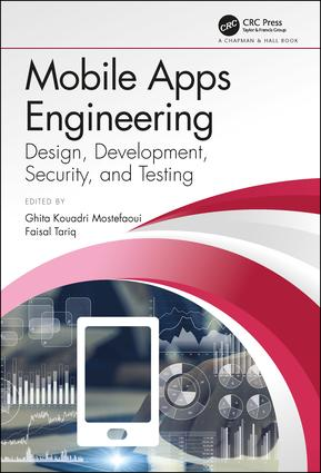 Mobile Apps Engineering: Design, Development, Security, and Testing, 1st Edition (Hardback) book cover