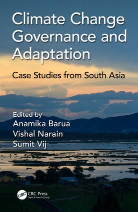 Climate Change Governance and Adaptation: Case Studies from South Asia book cover