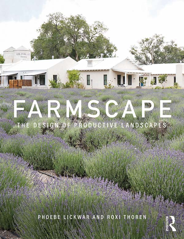 Farmscape: The Design of Productive Landscapes book cover