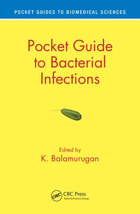 Pocket Guide to Bacterial Infections book cover