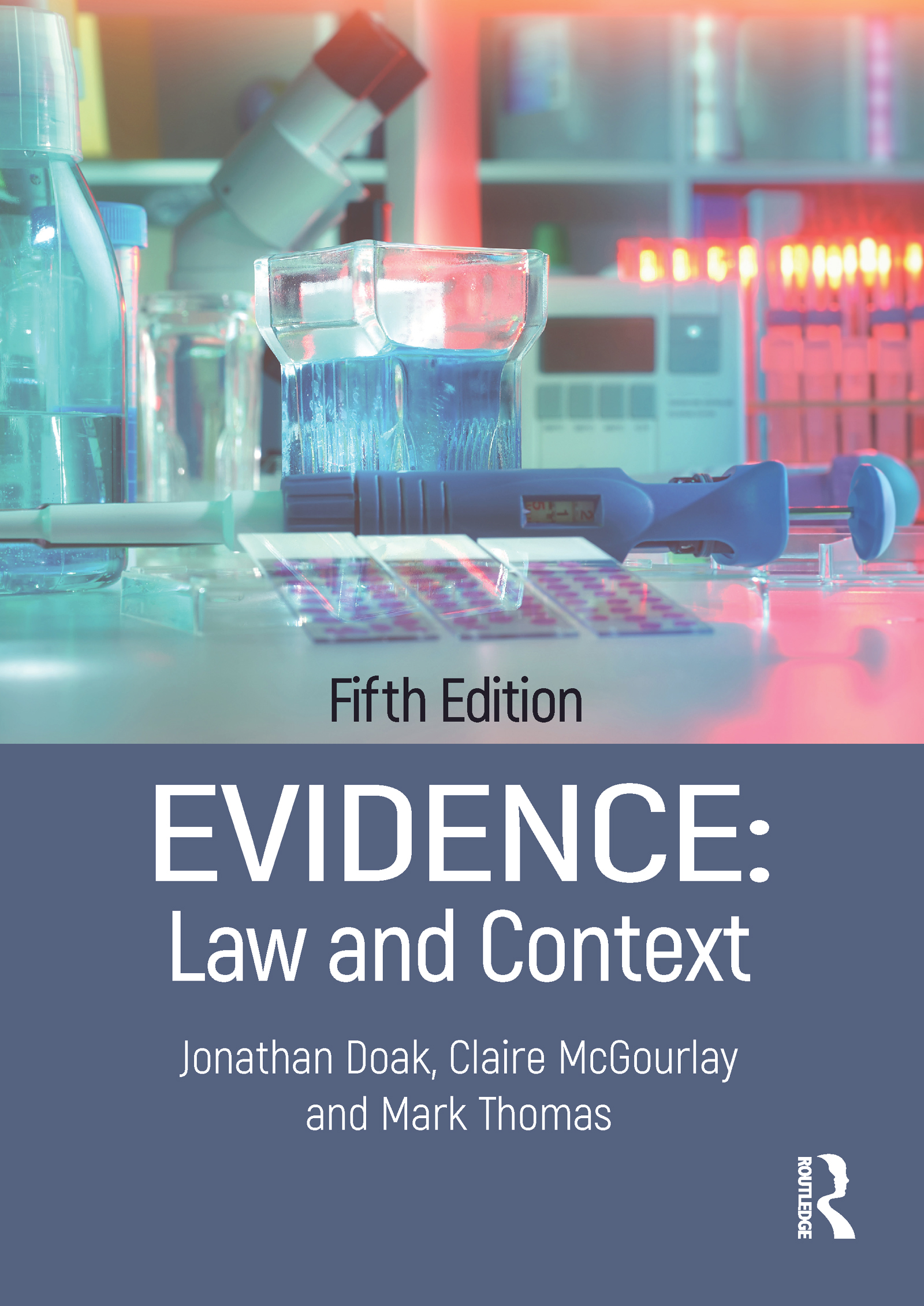 Evidence: Law and Context book cover