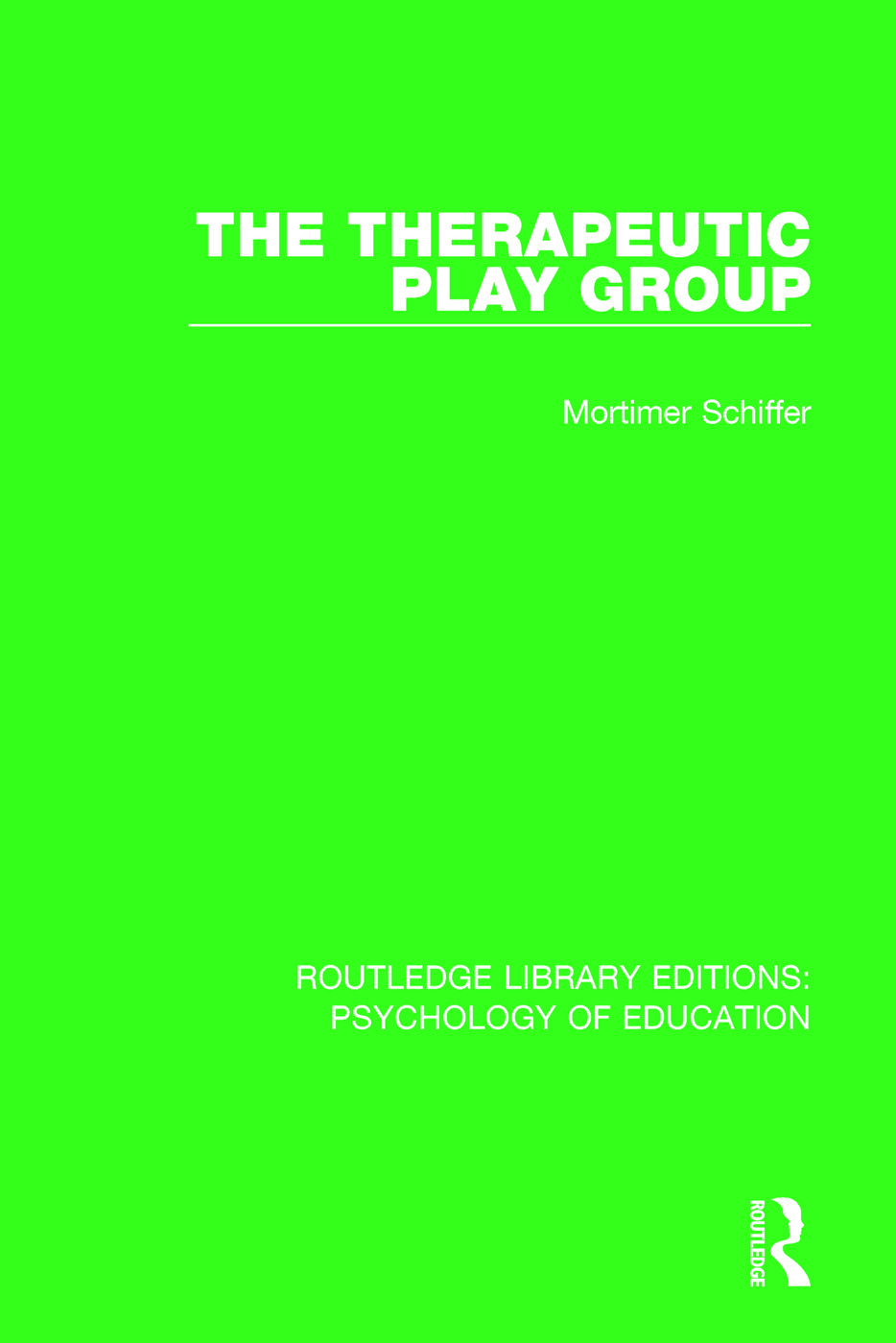 The Therapeutic Play Group book cover