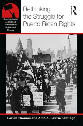 Rethinking the Struggle for Puerto Rican Rights book cover